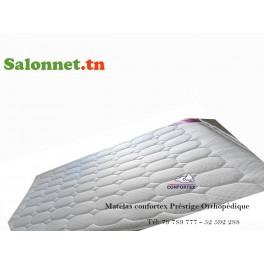 190 x 160 cm Matelas ressort Confortex Prestige Orthopédique