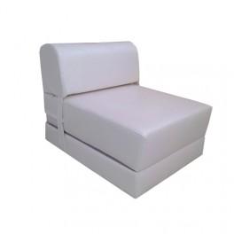 Canapés lit une place coloris Ecru