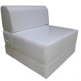 Canapés lit une place coloris Blanc