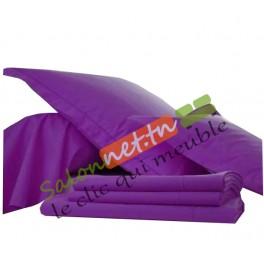 Parure de lit Violet