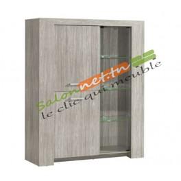 Argentiére gris chêne