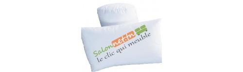 Taie et Protège d'oreillers