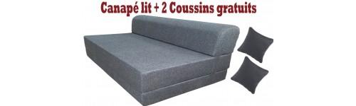 Canapé lit Clic Clac deux places